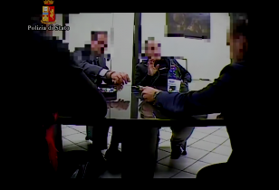 Polizeivideo Aldo Milani SI Cobas